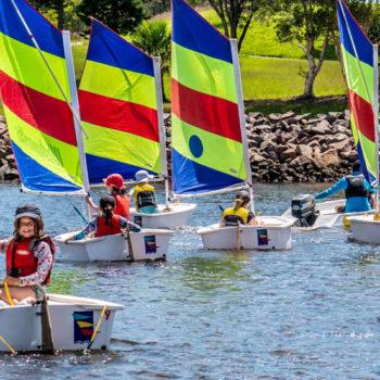 Green Fleet - Learn to Race