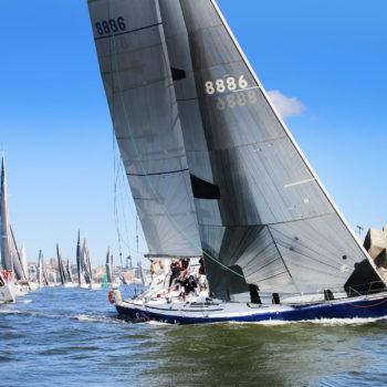 Newcastle to Port Stephens Race