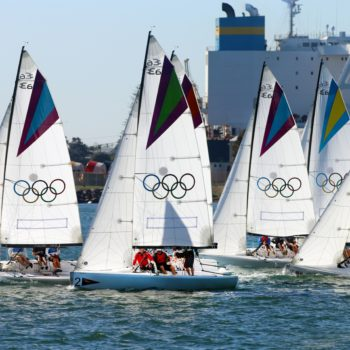 Pedal for the Medal race